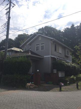 所沢市中富南の解体工事を行いました。