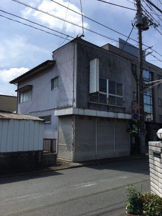 坂戸市日の出町の解体工事を行いました。