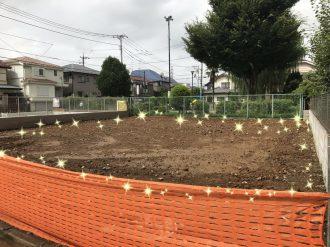 練馬区関町東の解体工事を行いました。