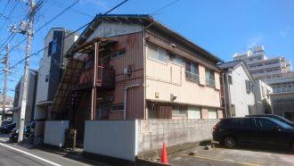 江戸川区中央の解体工事を行いました。