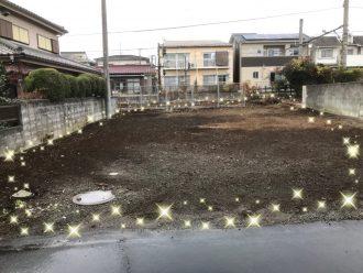 あきる野市伊奈の解体工事を行いました。