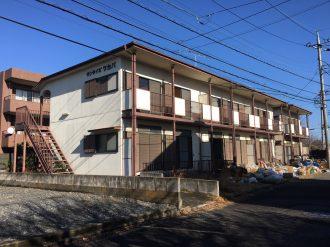立川市若葉町 解体工事を行いました。