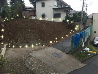 大田区東馬込の解体を行いました。