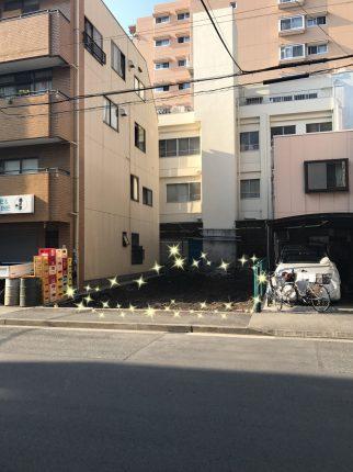 墨田区菊川の解体工事を行いました。