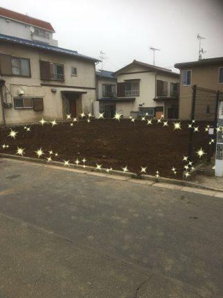 富士見市水谷の解体工事を行いました。