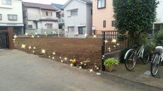 新座市池田の解体工事を行いました。