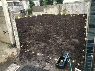 練馬区貫井の解体工事を行いました。