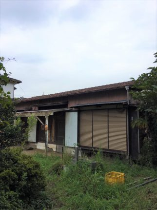 鶴ヶ島市藤金の解体工事を行いました。