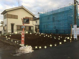 所沢市荒幡の解体工事を行いました。