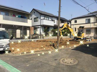 葛飾区新宿の解体工事を行いました。