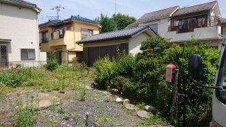 毛呂山町南台の解体工事を行いました。