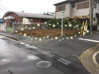 ふじみ野市中福岡の解体工事を行いました。