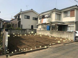 調布市布田の解体工事を行いました。