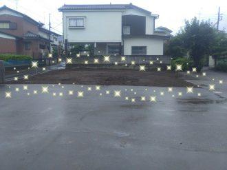 清瀬市下宿の解体工事を行いました。
