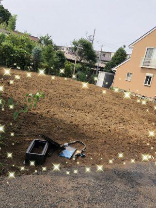 さいたま市見沼区大谷の解体工事を行いました。