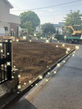 所沢市弥生町の解体工事を行いました。