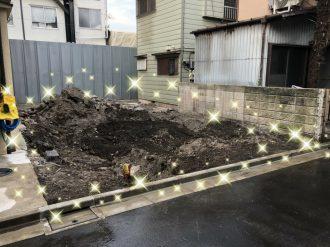 江東区東砂の解体工事を行いました。