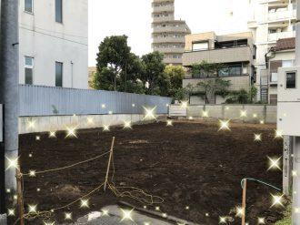 中野区東中野の解体工事を行いました。