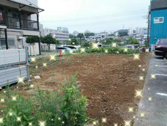 八王子市堀之内の解体工事を行いました。