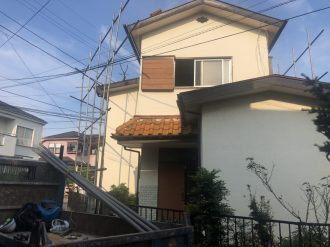 所沢市山口の解体工事を行いました。