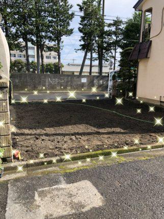 川口市青木の解体工事を行いました。