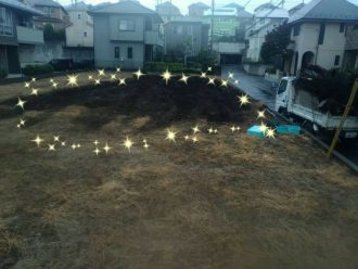 新座市大和田の解体工事を行いました。