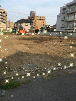 三郷市早稲田の解体工事を行いました。