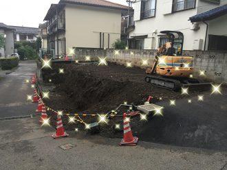 国分寺市南町の解体工事を行いました。