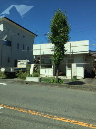 川島町八幡の解体工事を行いました。