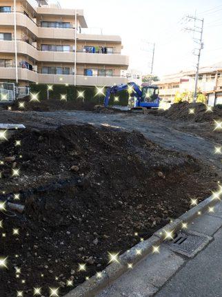 志木市柏町の解体工事を行いました。