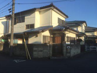三鷹市野崎の解体工事を行いました。