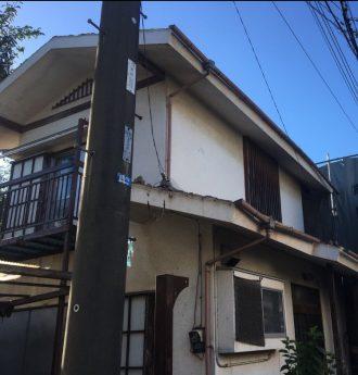 加須市北下新井の解体工事を行いました。
