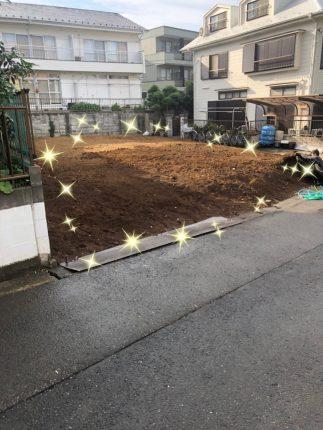 宮前区馬絹の解体工事を行いました。