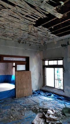 川口市領家の解体工事を行いました。