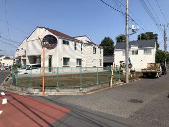 練馬区早宮の解体工事を行いました。