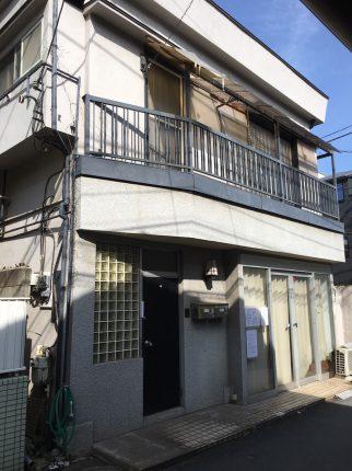 渋谷区本町の解体工事を行いました。