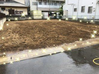 上尾市浅間台の解体工事を行いました。