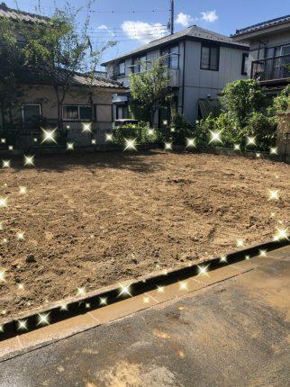 さいたま市緑区中尾の解体工事を行いました。