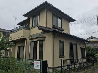 東村山市松葉町の解体工事を行いました。
