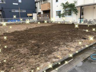 さいたま市南区内谷の解体工事を行いました。