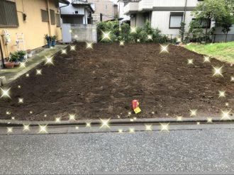 清瀬市中里の解体工事を行いました。