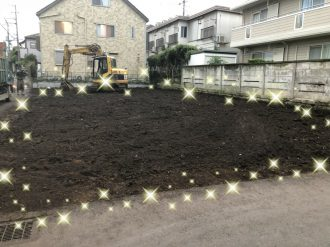 所沢市宮本町の解体工事を行いました。