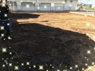入間市小谷田の解体工事を行いました。