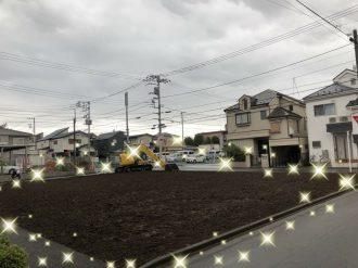 小平市仲町の解体工事を行いました。