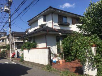 目黒区大岡山の解体工事を行いました。