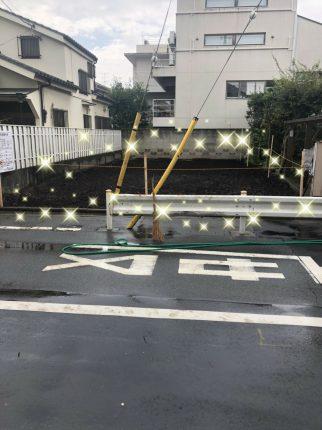 世田谷区下馬の解体工事を行いました。