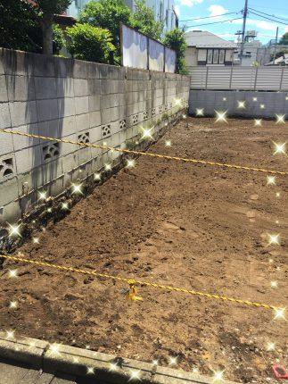 杉並区久我山の解体工事を行いました。