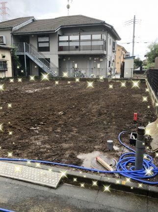 川越市新宿町の解体工事を行いました。