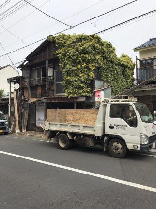 さいたま市大宮区大成町の解体工事を行いました。
