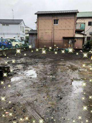 川口市西青木の解体工事を行いました。